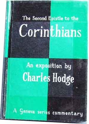 Image for The Second Epistle to the Corinthians.