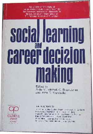 Image for Social Learning and Career Decision Making.