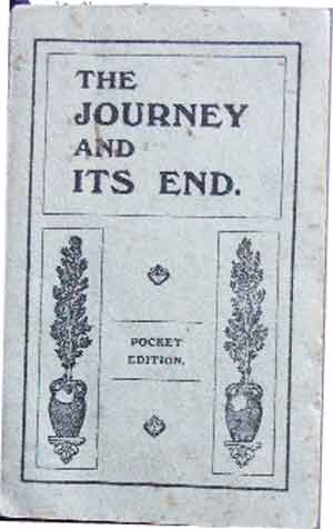 Image for The Journey and its End.