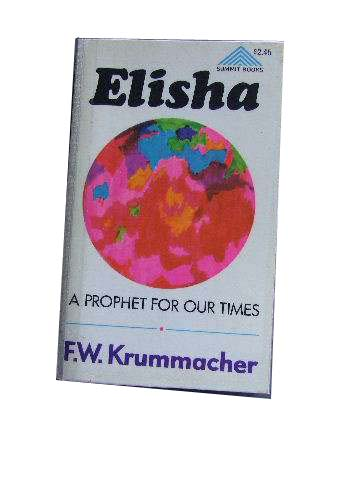 Image for Elisha  A Prophet for Our Times