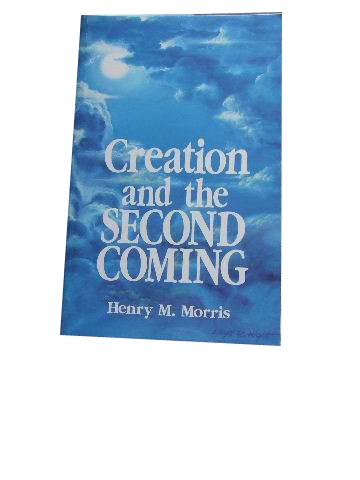 Image for Creation and the Second Coming.
