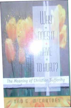 Image for Why Does It Have To Hurt?  The Meaning of Christian Suffering
