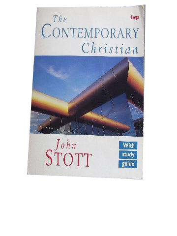 Image for The Contemporary Christian with Study Guide.