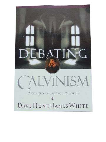 Image for Debating Calvinism  Five Points, Two Views