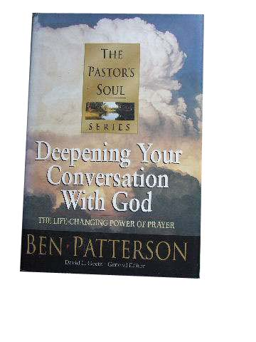 Image for Deepening Your Conversation with God  The Life-Changing Power of Prayer