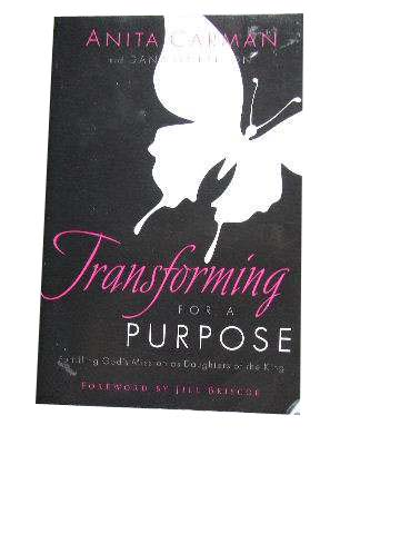 Image for Transforming for a Purpose  Fulfilling God's Mission as Daughters of the King