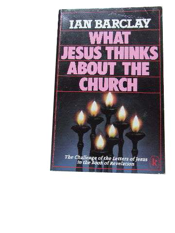 Image for What Jesus Thinks About the Church  The Challenge of the Letters of Jesus in the Book of Revelation