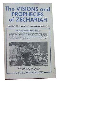 Image for The Visions and Prophecies of Zechariah  Verse by Verse Commentary