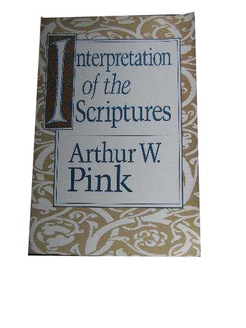 Image for Interpretation of the Scriptures.