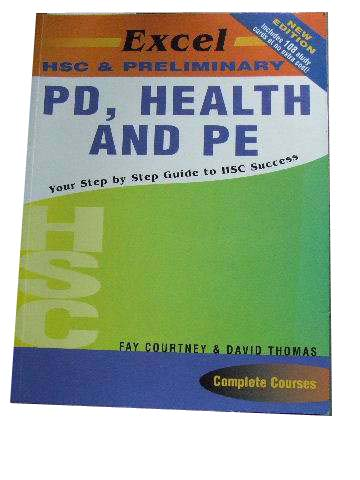 Image for Excel HSC & Preliminary PD, Health and PE  Your Step by Step Guide to HSC Success