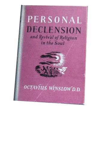 Image for Personal Declension and the Revival of  Religion in the Soul.
