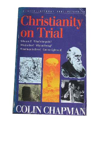Image for Christianity on Trial.