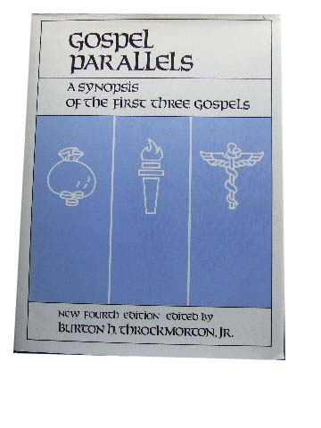 Image for Gospel Parallels, RSV Edition  A Synopsis of the First Three Gospels