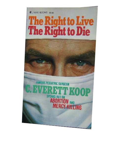 Image for The Right to Live, The Right to Die.