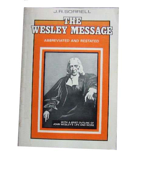 Image for The Wesley Message.
