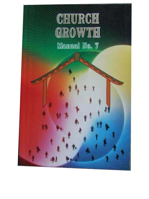 Image for Church Growth: Manual No 7.