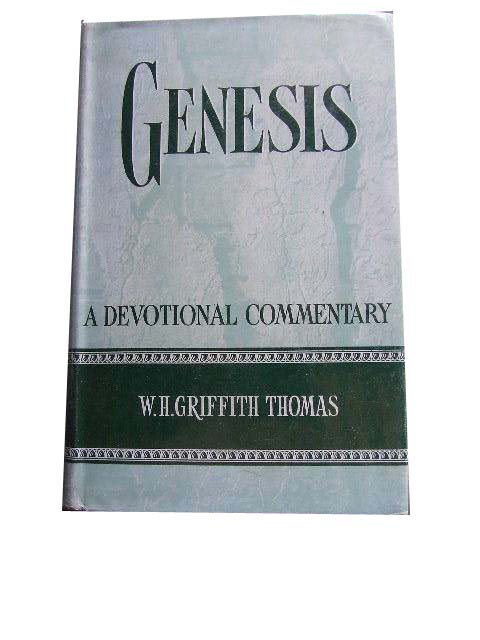 Image for Genesis  A Devotional Commentary