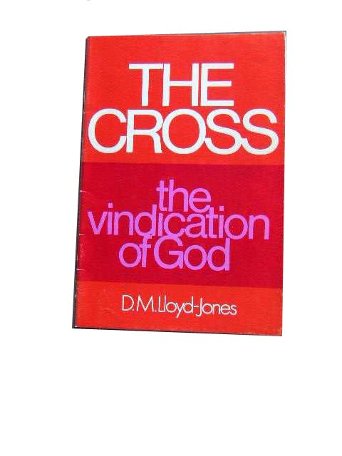 Image for The Cross  The Vindication of God