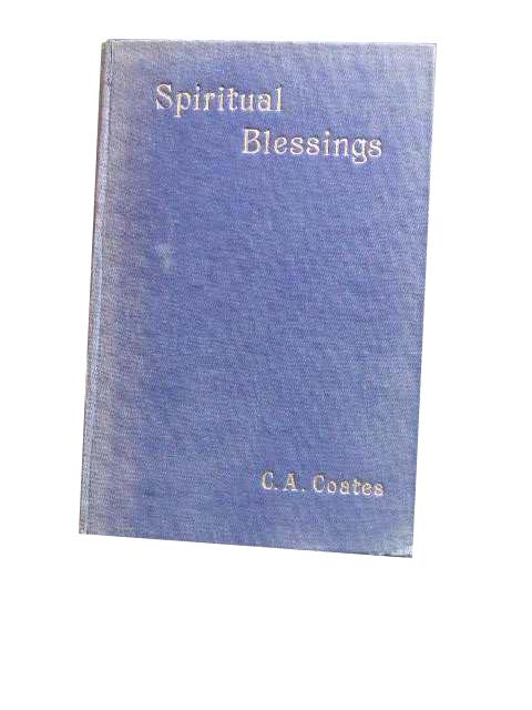 Image for Spiritual Blessings.