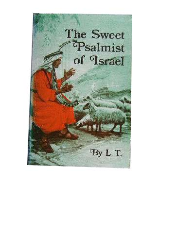 Image for The Sweet Psalmist of Israel.