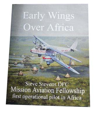 Image for Early Wings Over Africa.