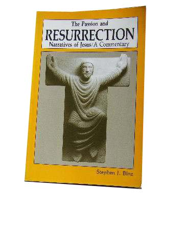 Image for The Passion and Resurrection Narratives of Jesus  A Commentary