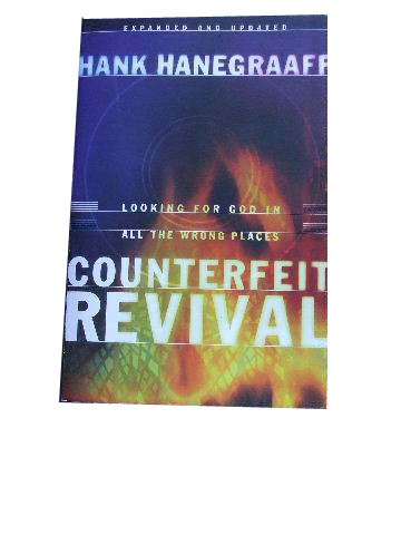 Image for Counterfeit Revival.