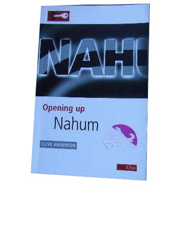 Image for Opening Up Nahum (Opening up the Bible).