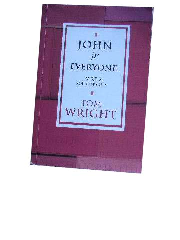 Image for John For Everyone: Part  2 Chapters 11 - 21.