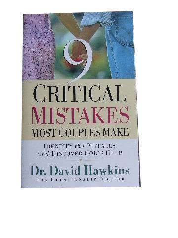 Image for 9 Critical Mistakes Most Couples Make  Identify the Pitfalls and Discover God's Help