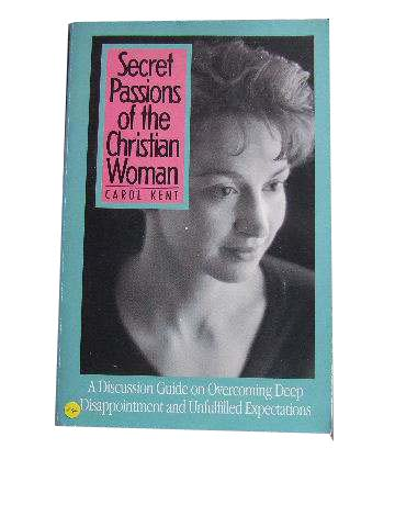 Image for Secret Passions of the Christian Woman  A Discussion Guide