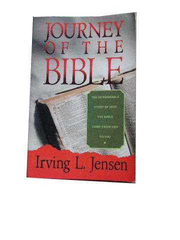 Image for Journey of the Bible  The Remarkable Story of How the Bible Came from God to you