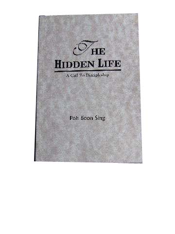 Image for The Hidden Life  A Call to Discipleship
