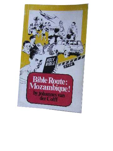 Image for Bible Route: Mozambique.