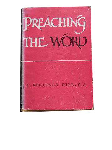 Image for Preaching the Word.