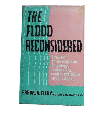 Image for The Flood Reconsidered.