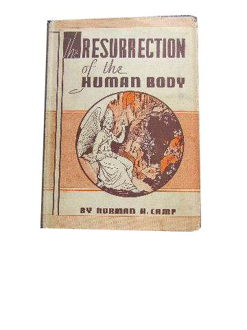 Image for The Resurrection of the Human Body.