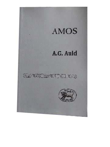 Image for Amos (Old Testament Guides).