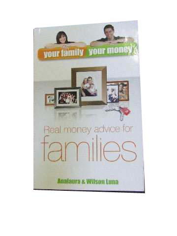 Image for Your Family, Your Money  Real Money Advice for Families