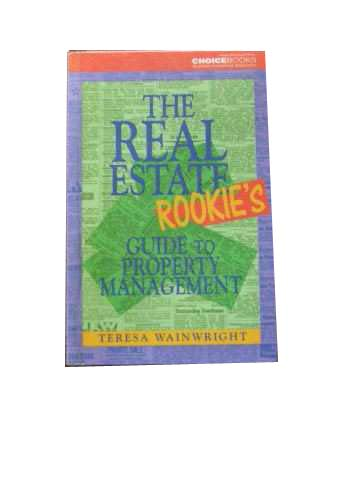 Image for The Real Estate Rookie's Guide to Property Management.