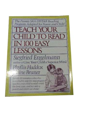 Image for Teach Your Child to Read in 100 Easy Lessons.