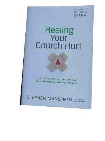 heal what has been hurt