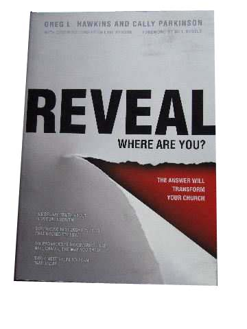 Image for Reveal  Where Are You