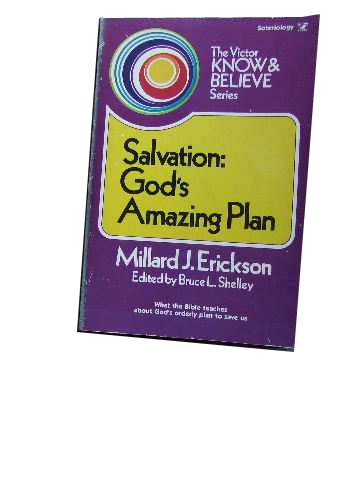Image for Salvation: God's Amazing Plan.
