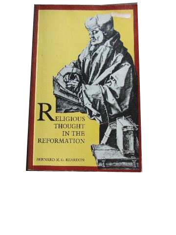Image for Religious Thought in the Reformation.