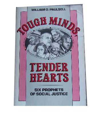 Image for Tough Minds, Tender Hearts  Six Prophets of Social Justice