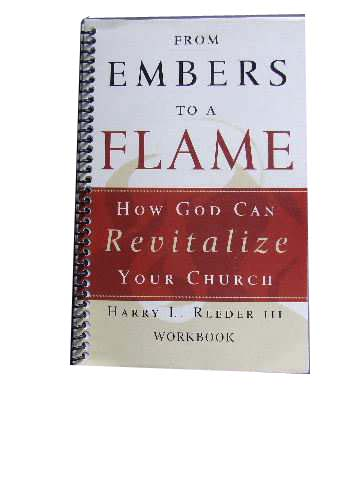 Image for From Embers to a Flame: How God Can Revitalize Your Church: Workbook.
