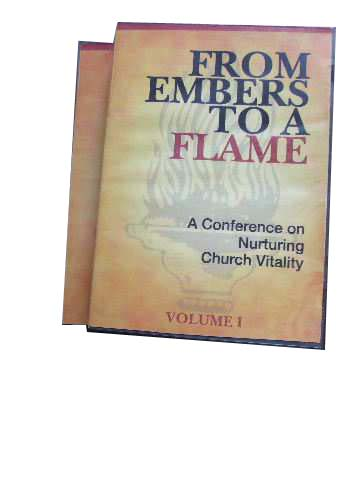 Image for From Emblems to a Flame (15 CD's)  A Conference on Nurturing Church Vitality
