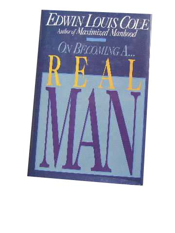Image for On Becoming a Real Man.