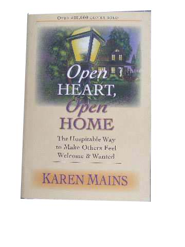 Image for Open Heart, Open Home.